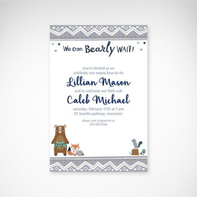 graphic about Baby Shower Printable Invitations called Youngster Shower Invites - Printable Youngster Shower Invites
