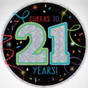 21st 30th Birthday Supplies