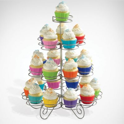 Cupcake Decorating Supplies Holders