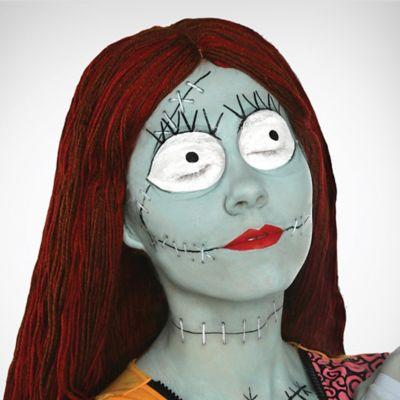 Halloween Makeup Devil Girl.Halloween Makeup Face Paint Party City