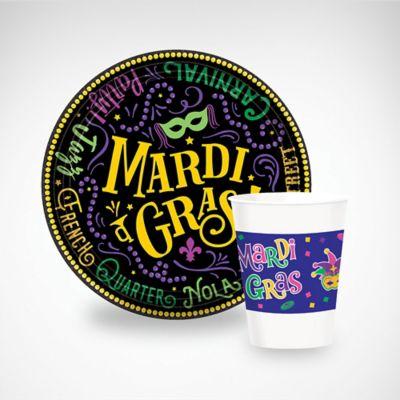 Mardi Gras Party Supplies   Party City