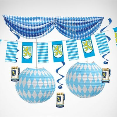 German Beer Festival Decorations Bavarian Oktoberfest Party Supplies Oktoberfest Banner Party Supplies Decorations