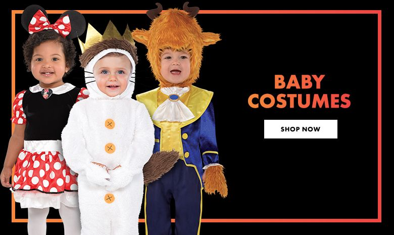 Top Baby Costumes Starting at $22.99 Shop Now
