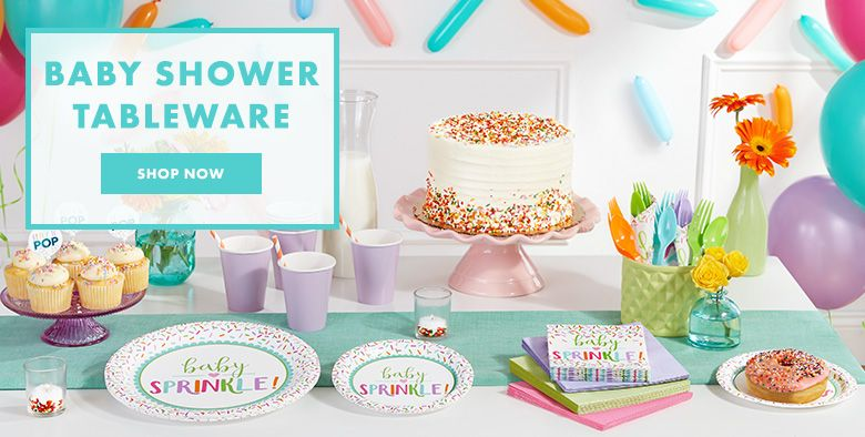 Baby Shower Cake & Cupcake Supplies - Baby Shower Cookie ...