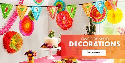 Cinco de Mayo Party Supplies Cinco de Mayo Decorations Party City
