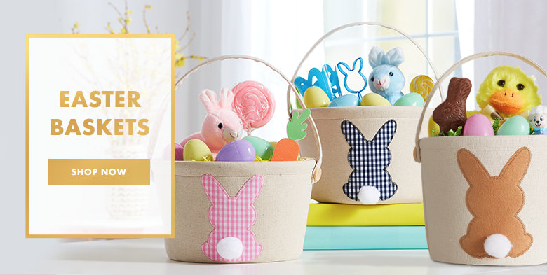 Easter party supplies easter decorations ideas party city easter baskets negle Image collections