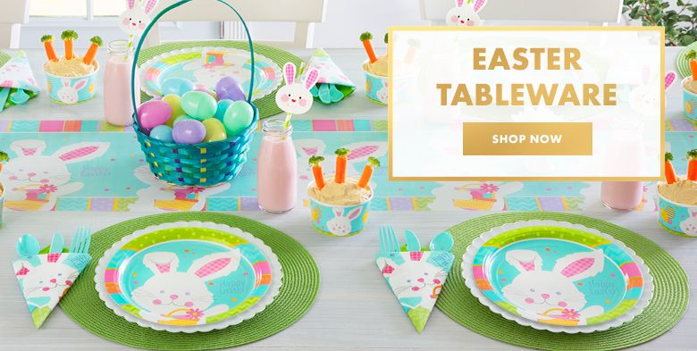 New Easter Tableware Shop Now