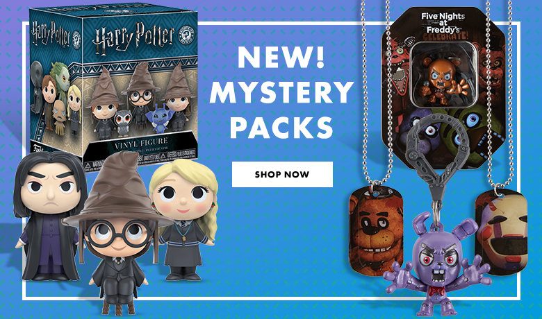 New! Mystery Packs