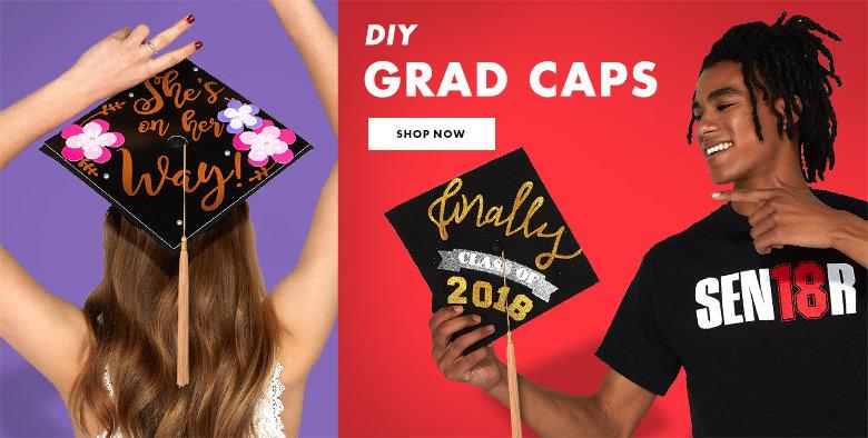 Do-It-Yourself Graduation Cap