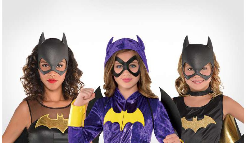 Save the Day In An Epic Batgirl Costume!