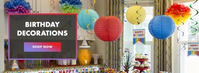 Milestone Birthday Party Supplies Adult Birthday Decorations