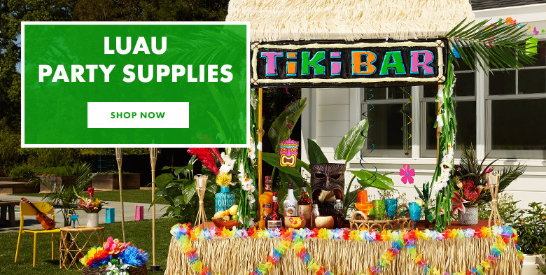 Luau Theme Party