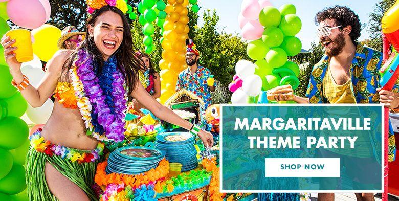 Margaritaville Summer Theme Party
