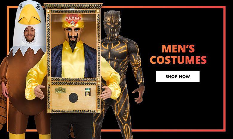 Men's Top Costumes