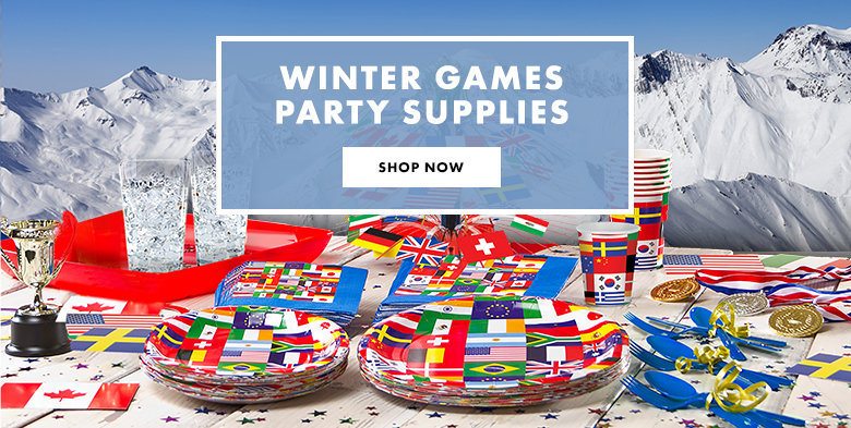 Winter Games Party Supplies Shop Now