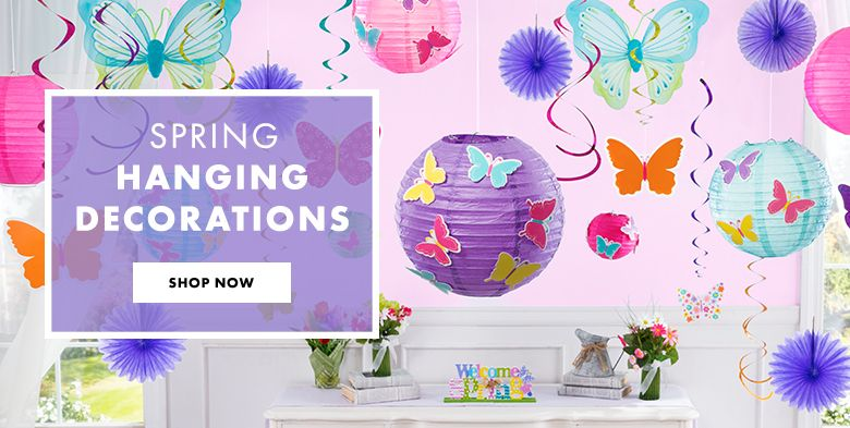 Spring Hanging Decorations