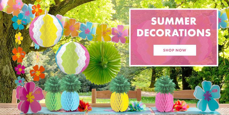 Summer Decorations