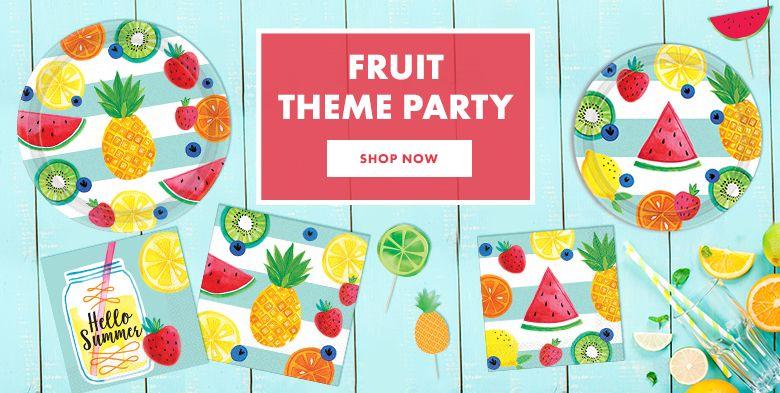 Fruit Theme Party
