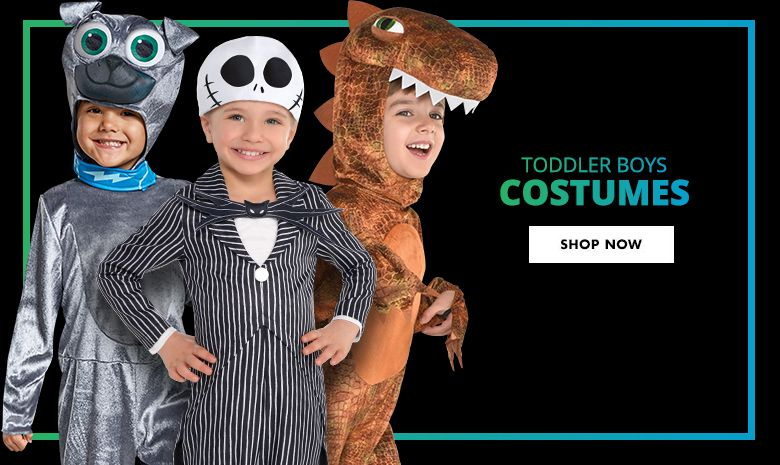 Top Toddler Boys Costumes