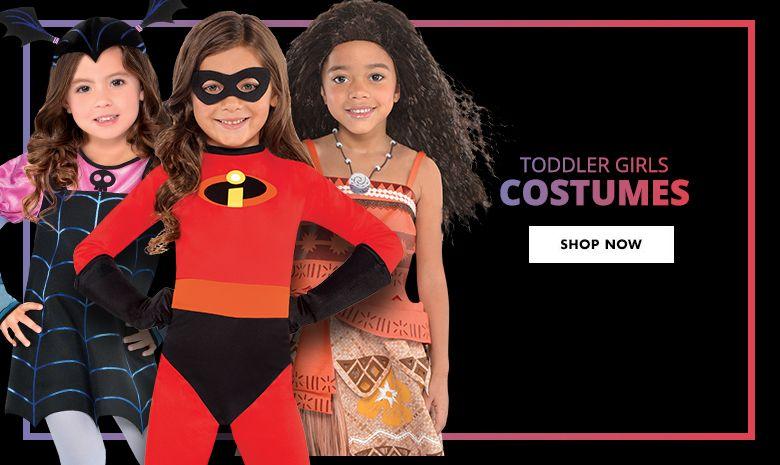 Top Toddler Girls Costumes