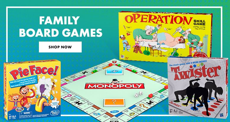 Board Games for kids & adults