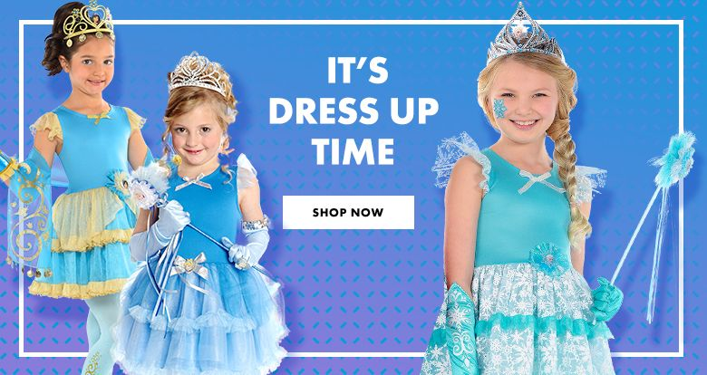 It's Dress Up Time For Your Princess