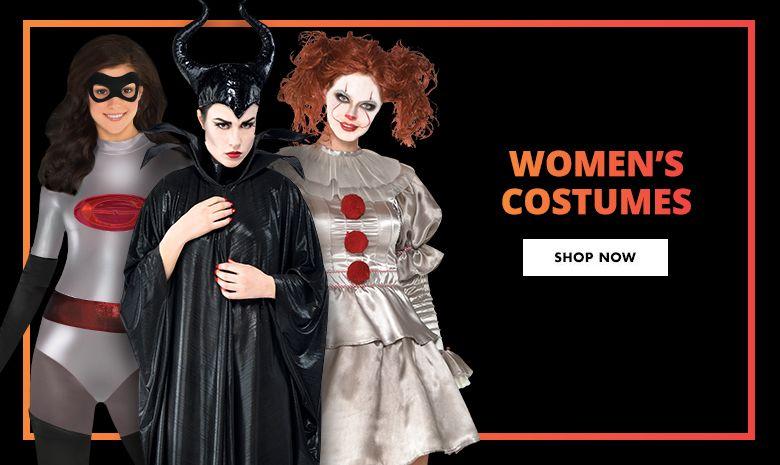 New Women's Costumes