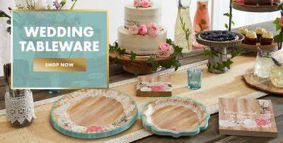 Wedding Supplies & Wedding Supplies - Affordable Wedding Reception Decorations | Party ...