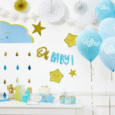 Baby Shower Decorations Decoration Ideas Baby Shower Decor Party City