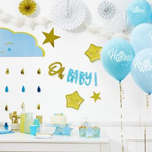 Baby Shower Party Supplies Decorations