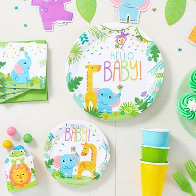 Gender Neutral Baby Shower Themes Party City