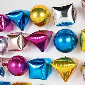 Shape Balloons