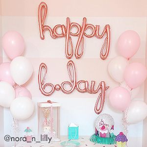 46 Pink Large Unicorn and 40 Number3 Foil Balloons Set for Girls 3rd Unicorn Theme Party Unicorn Birthday Party Balloons