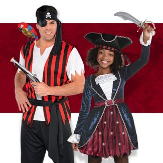Group Family Halloween Costumes Party City