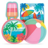 Beach Theme Party Supplies Decorations Favors City