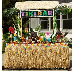 Christmas In Hawaii Decorations.Hawaiian Luau Party Supplies Decorations Party City