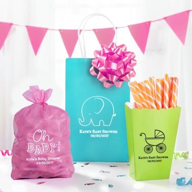 Personalized Baby Shower Products Personalize Your Party Party City