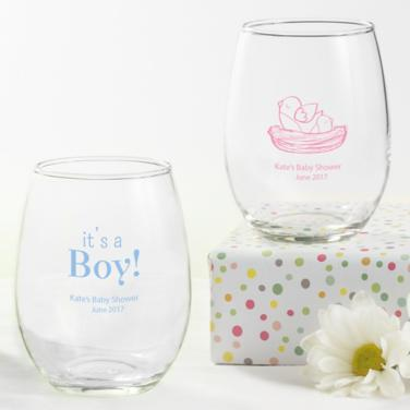 Personalized Baby Shower Favors