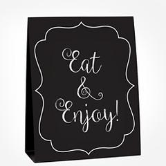 Food & Table Signs