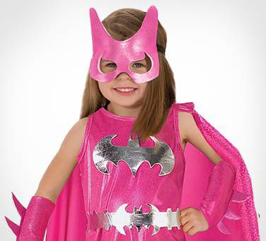 Batgirl Costumes Are Better In Pink!