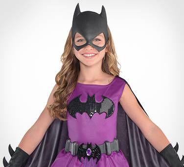 Batgirls Rule In Purple And Black!