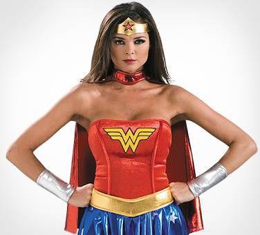 Get an Epic Wonder Woman Costume!