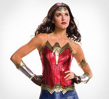Calling All Wonder Women!