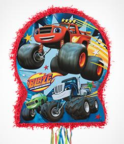 Blaze & the Monster Machines Pinatas