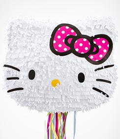 Hello Kitty Pinatas