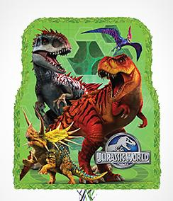 Jurassic World Pinatas