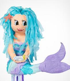 Mermaid Pinatas