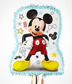 Mickey Mouse Pinatas