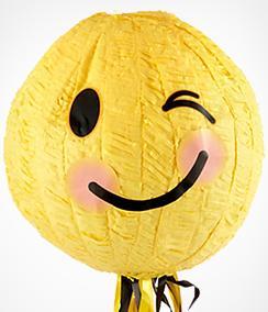 Smiley Pinatas