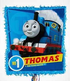 Thomas the Train Pinatas